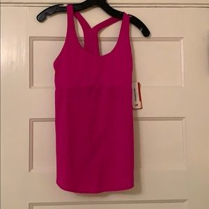 NWT Magenta New Balance workout tank